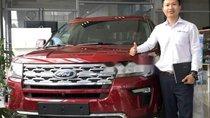 Cần bán xe Ford Explorer sản xuất 2019, màu đỏ