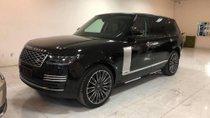 Bán xe LandRover Range Rover Aotobiography LWB 5.0 đời 2019, màu đen, nhập khẩu