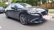 Cần bán lại xe Mazda 6 2.0 AT sản xuất năm 2017, màu đen