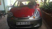 Bán xe Daewoo Matiz đời 2005, màu đỏ, xe nhập, giá 115tr