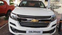 Bán Chevrolet Colorado 2.5 năm 2019, màu trắng, nhập khẩu, 651tr
