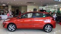 Cần bán Toyota Yaris đời 2019, màu đỏ, nhập khẩu, giá 650tr