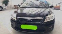 Cần bán Ford Focus đời 2009, màu đen
