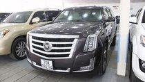 Cần bán gấp Cadillac Escalade sản xuất 2014, màu nâu, nhập khẩu