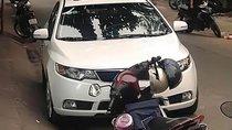 Cần bán xe Kia Forte SX 1.6 MT đời 2011, màu trắng