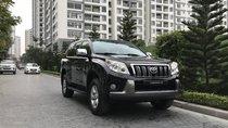 Cần bán xe Toyota Prado đời 2011, màu đen, nhập khẩu