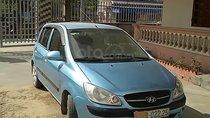 Cần bán xe Hyundai Getz 1.1 MT sản xuất năm 2010, màu xanh lam, xe nhập, giá tốt