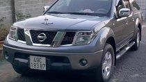 Cần bán lại xe Nissan Navara năm 2014, màu xám, xe nhập