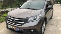 Cần bán xe Honda CR V sản xuất 2014, màu nâu