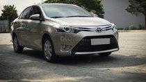 Bán Toyota Vios G 2017 màu trắng, tự động, xe mình rất đẹp