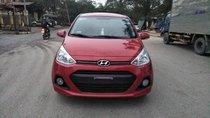 Cần bán Hyundai Grand i10 1.25 AT đời 2016, màu đỏ, nhập khẩu nguyên chiếc