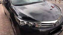 Bán Toyota Corolla Altis sản xuất 2014, màu đen, 655tr