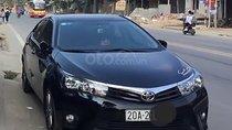 Cần bán gấp Toyota Corolla Altis đời 2017, màu đen