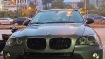 Bán xe BMW X5 3.0si đời 2008, màu xám, xe nhập