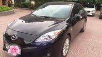 Cần bán gấp Mazda 3 năm 2014, màu đen chính chủ, giá chỉ 515 triệu
