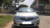 Bán xe Toyota Corolla altis 1.8G năm sản xuất 2009, màu bạc như mới, 409 triệu