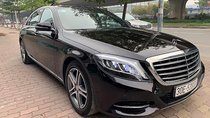 Bán Mercedes S400 năm sản xuất 2015, màu đen chính chủ