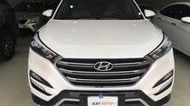Bán Hyundai Tucson đời 2018, màu trắng, nhập khẩu xe gia đình, giá tốt