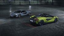 McLaren 600LT Spider đã sẵn sàng nhận đơn hàng, giá từ 5,96 tỷ đồng