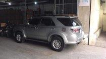 Bán ô tô Toyota Fortuner 2013, màu bạc, nhập khẩu nguyên chiếc