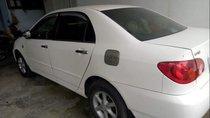 Bán ô tô Toyota Corolla Altis đời 2003, màu trắng, nhập khẩu, giá 210tr