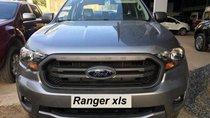 Bán Ford Ranger XLS sản xuất năm 2019, màu xám, xe nhập