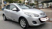 Bán Mazda 2 đời 2011, màu bạc, đăng ký sử dụng 2012