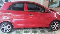 Bán Kia Morning S AT năm sản xuất 2015, màu đỏ, số tự động, giá tốt