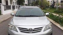 Bán Toyota Corolla altis sản xuất 2011, màu bạc, số tự động, giá tốt