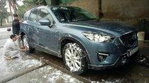Cần bán lại xe Mazda CX 5 đời 2015, màu xanh lam