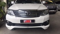 Bán Toyota Fortuner TRD đời 2014, màu trắng, số tự động, 810tr