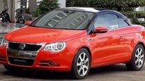 Bán xe Volkswagen Eos 2.0 TSI Cabriolet 2010, màu đỏ, nhập khẩu