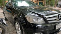 Cần bán gấp Mercedes C300 AT đời 2011, màu đen chính chủ, giá 635tr