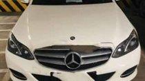 Bán Mercedes E200 2015, màu trắng, xe nhập, số tự động
