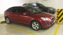 Bán Ford Focus 1.8 AT 2011, màu đỏ, số tự động