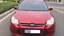 Cần bán xe Ford Focus đời 2014, màu đỏ, nhập khẩu