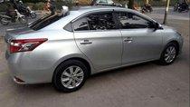 Cần bán gấp Toyota Vios sản xuất 2016, màu bạc, 475 triệu
