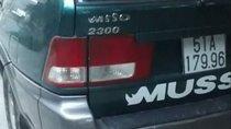 Cần bán gấp Ssangyong Musso sản xuất 2005, màu xanh lam, nhập khẩu nguyên chiếc, 120 triệu