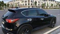 Cần bán xe Mazda CX 5 2015, màu đen