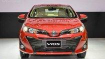 Bán ô tô Toyota Vios G sản xuất 2019, màu đỏ tại Vũng Tàu