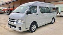 Bán ô tô Toyota Hiace 3.0G đời 2019, màu bạc, xe nhập