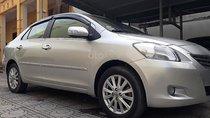 Bán Toyota Vios đời 2010, màu bạc số tự động