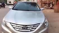 Bán Hyundai Sonata 2.0 AT đời 2010, màu bạc, nhập khẩu chính chủ, 485 triệu