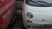 Cần bán xe Daewoo Matiz 0.8 MT đời 1999, màu trắng