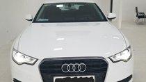 Bán xe Audi A6 sản xuất 2014, màu trắng, nhập khẩu nguyên chiếc