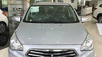 Bán ô tô Mitsubishi Attrage 1.2 CVT 2018, màu bạc, nhập khẩu