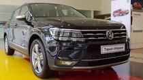 Bán ô tô Volkswagen Tiguan SUV, gầm cao 7 chỗ, nhập Đức trả trước 400 triệu, bao bank, bao hồ sơ khó, xe bao ngon, tặng phụ kiện