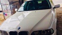 Bán BMW 5 Series đời 2002, màu trắng, nhập khẩu nguyên chiếc, biển số đẹp giá 250tr