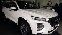 Cần bán xe Hyundai Santa Fe 2.4L HTRAC 2018, màu trắng