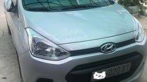 Bán xe Hyundai Grand I10 số sàn, màu bạc, đăng ký chính chủ, xe nhập khẩu nguyên chiếc